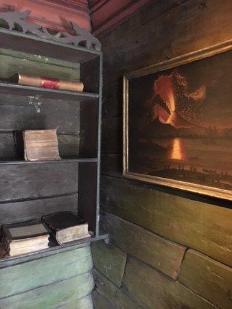Det Hanseatiske Museum og Schoetstuene: The most beautiful bedroom in the house 2