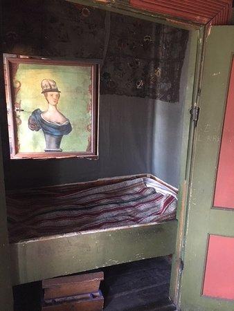 Det Hanseatiske Museum og Schoetstuene: The most beautiful bedroom in the house 3