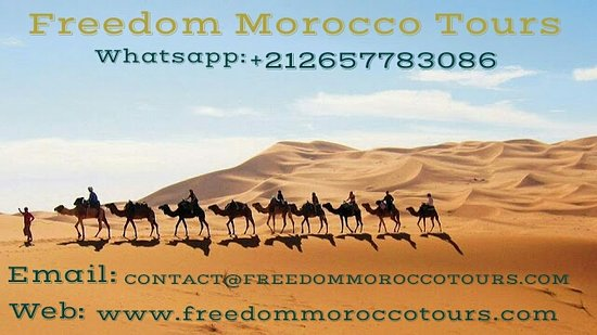 Freedom Morocco Tours