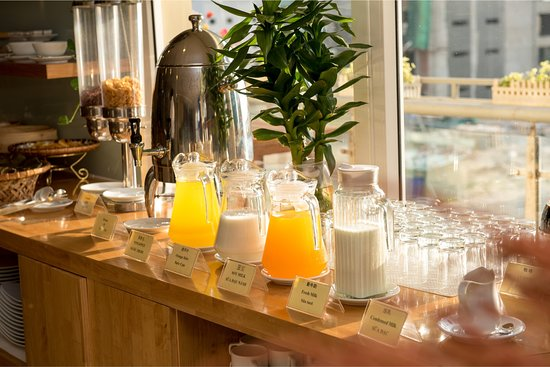 Nhat Minh Hotel and Apartment : Breakfast