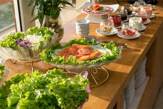 Nhat Minh Hotel and Apartment : Buffet Breakfast