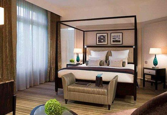 Paris Marriott Opera Ambassador Hotel Review