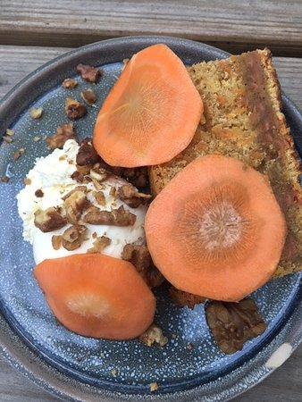 Marg & Bein: Carrot cake