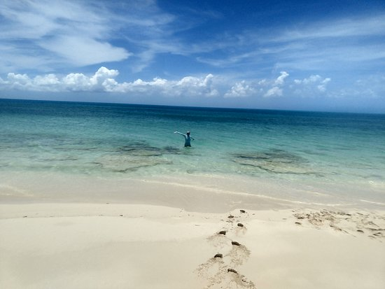 Caicos Adventures: Deserted Beach