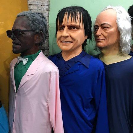 Embaixada dos Bonecos Gigantes Photo