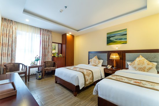Nhat Minh Hotel and Apartment : Superior Room With City View