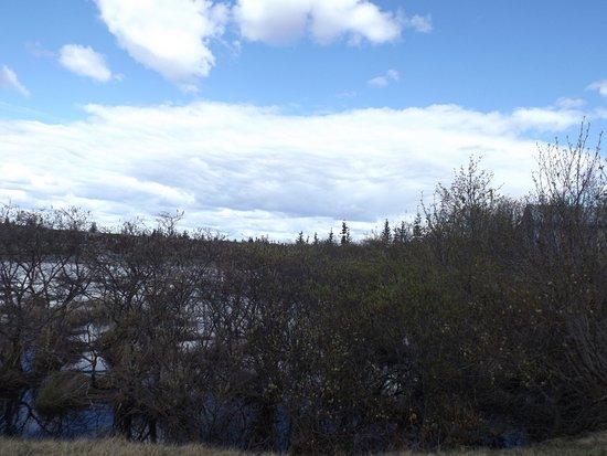 Bethel, Аляска: the river