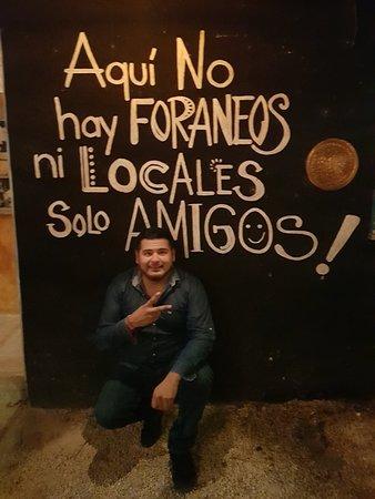 Bule Beers La Vecindad Fotografie