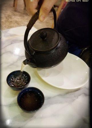 Ming Bistro (Central): 養肝參燉鷓鴣($88)