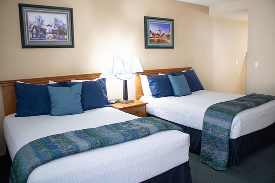 King Frederik Inn : Duble Duble Room