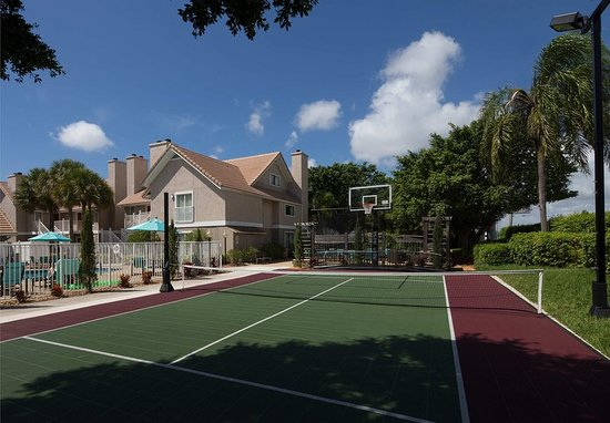 Residence Inn Boca Raton: Health club