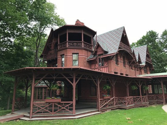 The Mark Twain House & Museum: House.
