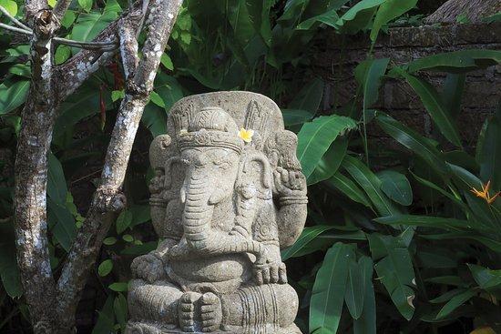 The Pavilions Bali: Balinese artifact