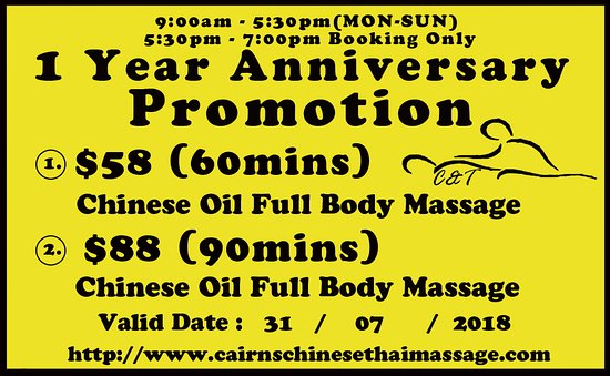 Chinese&Thai Massage