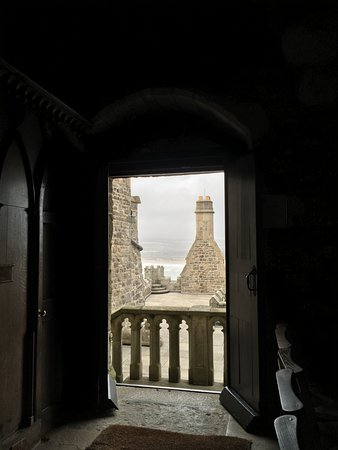 St. Michael's Mount: The path to the Island