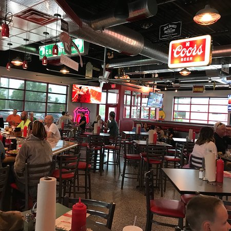 Photo1jpg Picture Of Smittys Garage Burgers Beer Owasso