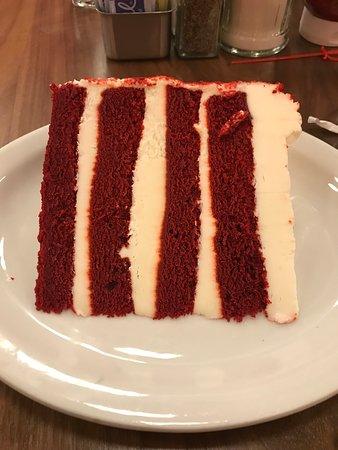 Excellent Red Velvet Cake
