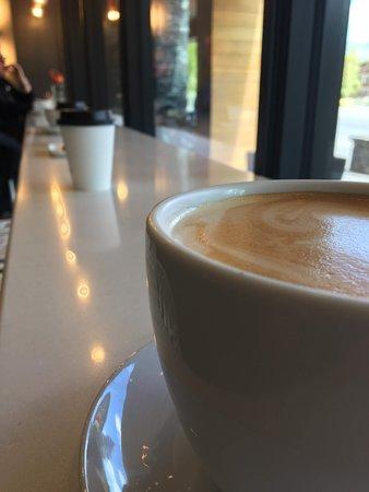 Whitebark Cafe : Sooooo huge