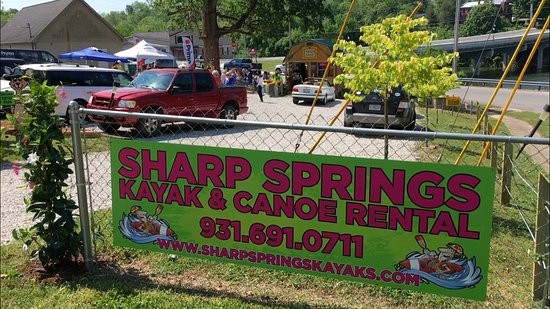 Sharp Springs Kayak & Canoe Rentals