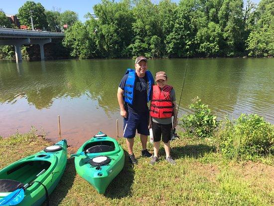 Sharp Springs Kayak & Canoe Rentals: #SSKAYAKS