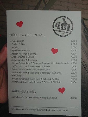 401 - Waffeln & Co.