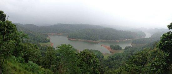 Ragamaya Resort & Spa Munnar: View from Balcony