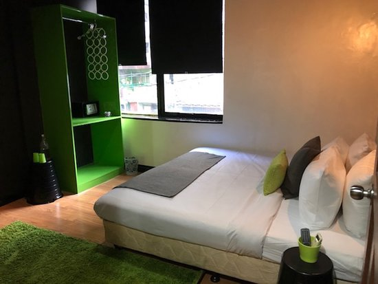 Nous Hotel KL: Superior room