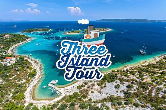 Blue Lagoon and Three Island Tour...