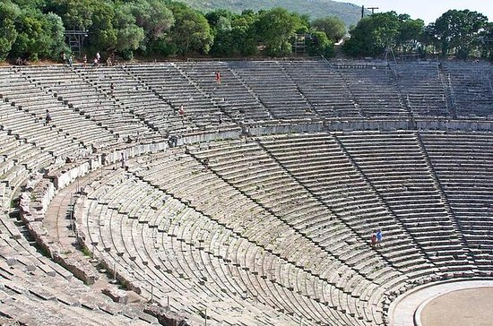 Epidaurus, Mycenae and Nafplio ...