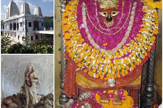 Vindhyavasiniへの私物の同じ日のエクスカーションデヴィン・ヴィンヤヤ…