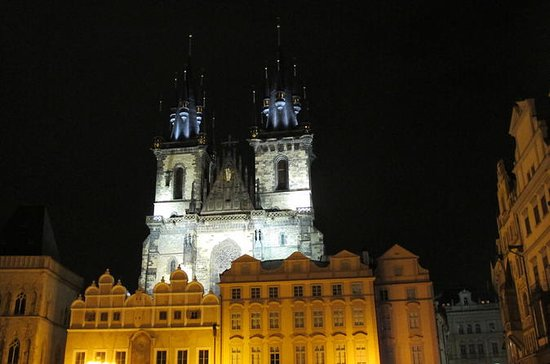 Night Watchman of Prague