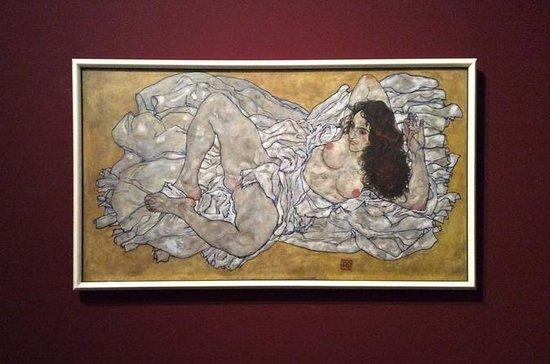 レオポルド美術館でのウィーン美術:クリムト、シーレ、ココシュカ