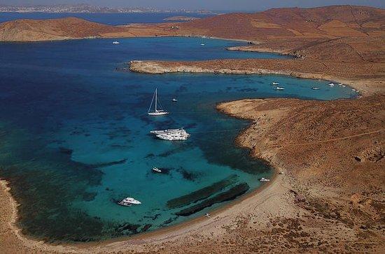 Crucero privado: Mykonos - Delos...
