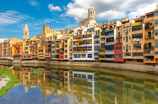 From Barcelona: Day trip to Girona and...