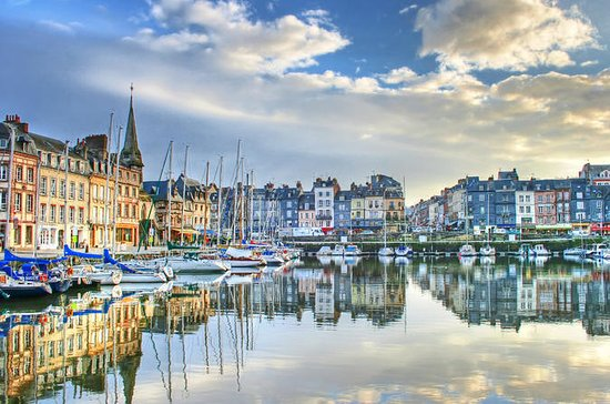 Giverny & Honfleur (9 Hours) Private...