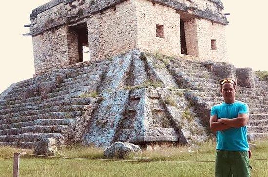 Dzibichaltun Mayan Ruins & Beach...
