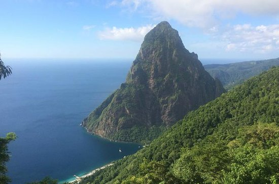 St Lucias Best Private Gros Piton Hike