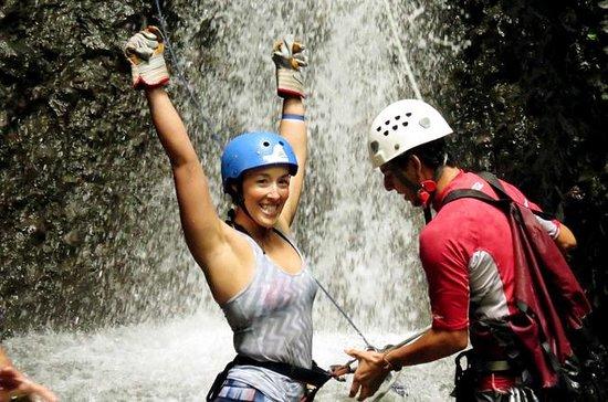 Rapel de Cachoeira e Rafting