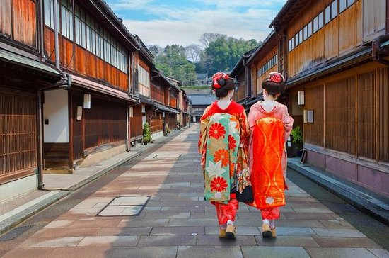 Kanazawa Private Customized Tour from...