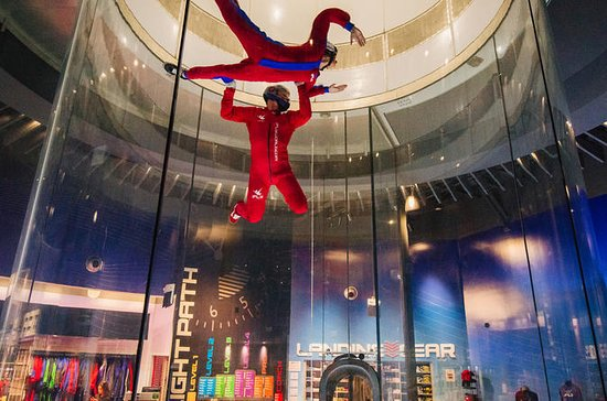 Chicago-Rosemont Indoor Skydiving...