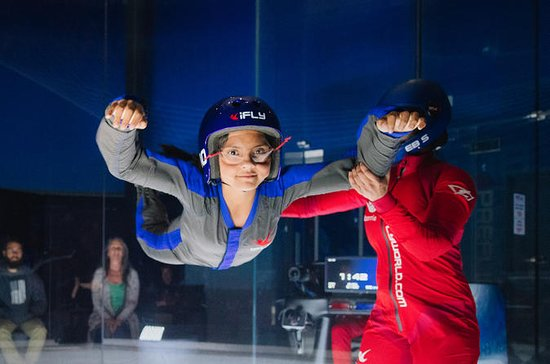 Baltimore Indoor Skydiving Experience