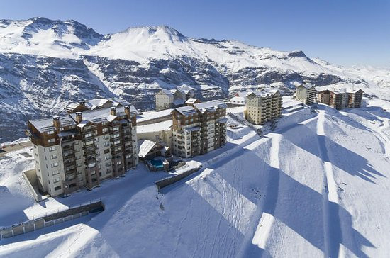 VALLE NEVADO SKI RESORT DAY TRIP MED...