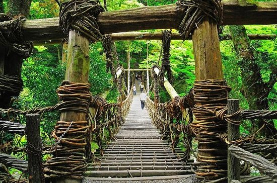 Visit Hidden Tokushima:Oboke-kyo...