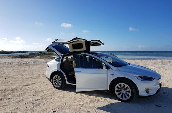 Tesla City Tours y MadKap Beach...