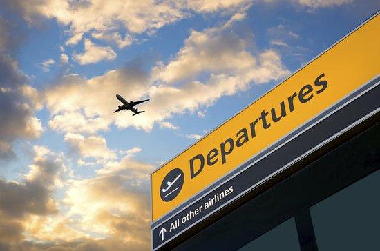 Private Departure Transfer: Hotel to Santiago International Airport...