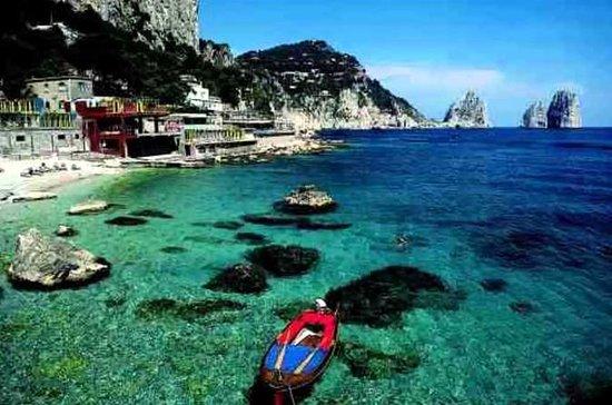 Capri: Bådtur, Prioriterede Billetter...