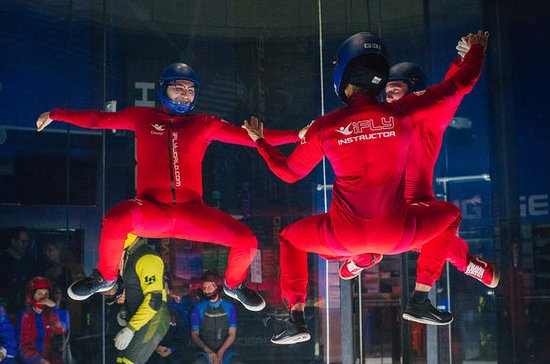 Chicago-Lincoln Park Indoor Skydiving...