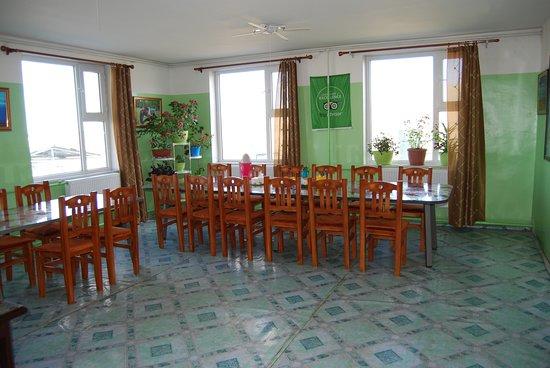 Kharkhorin, Mongolia: Lounge