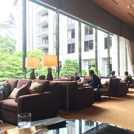 Sheraton Miyako Hotel Tokyo: シェラトン都ホテル東京