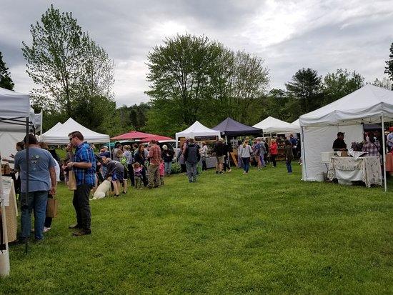 Stowe, VT: Farmers Market
